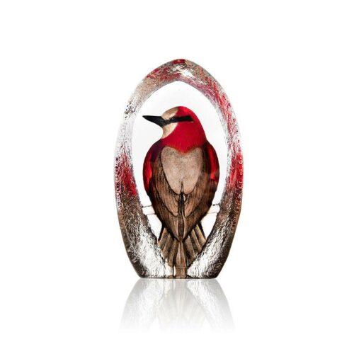 Målerås kristalglas 'Colorina Red'