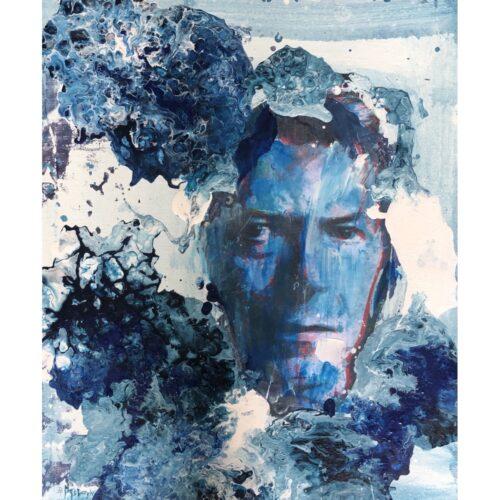Margret Mijsbergh schilderij 'Heroes'